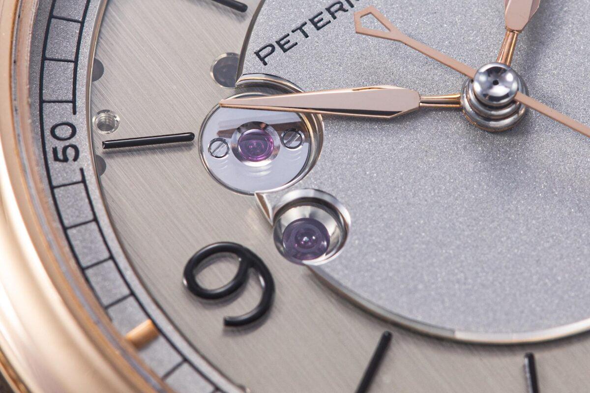 Bu görsel boş bir alt niteliğe sahip; dosya adı Petermann-Bedat-Deadbeat-Seconds-Watch-23-1200x800.jpg