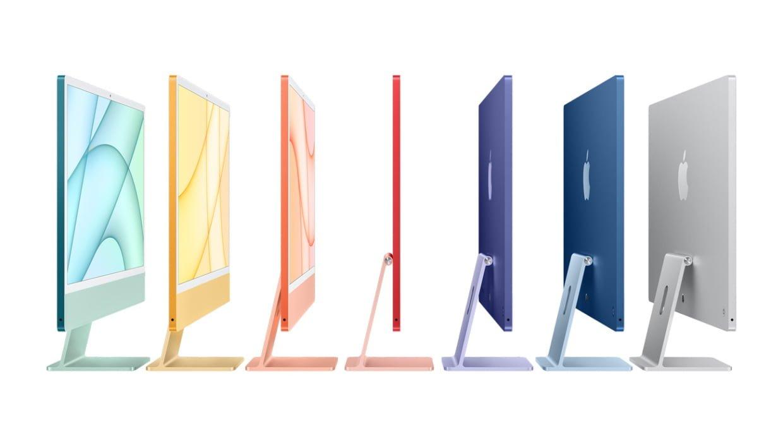 Bu görsel boş bir alt niteliğe sahip; dosya adı Apple_iMac_lineup-1240x706.jpg